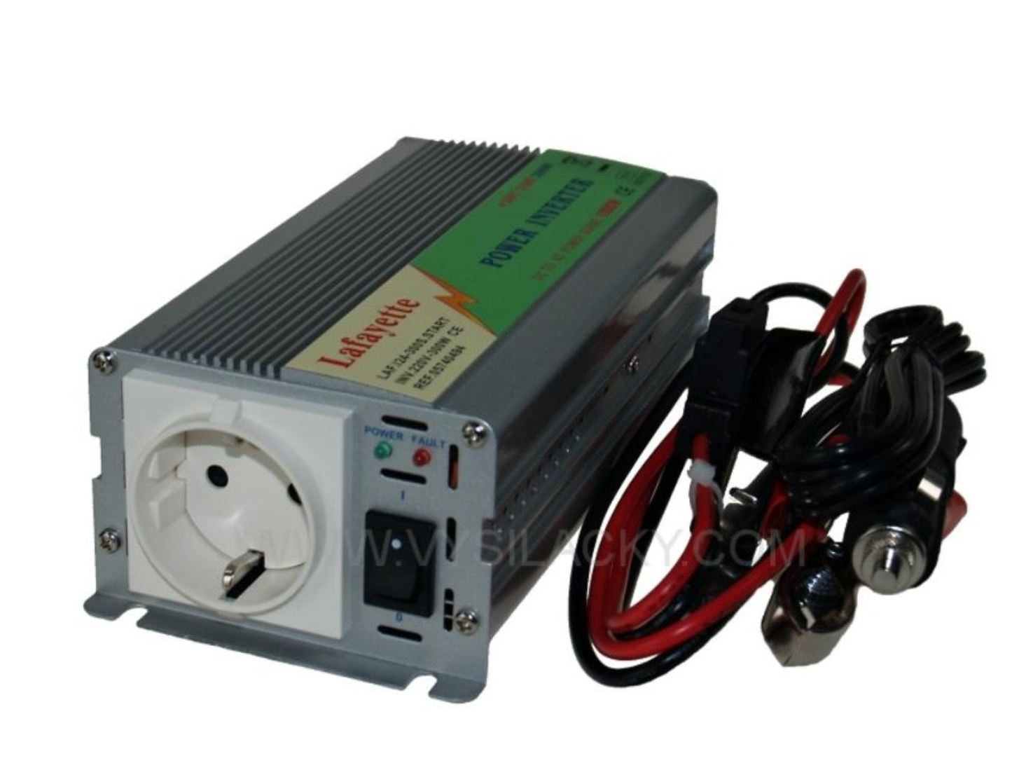 OEM Měnič 24V/230V 300W (600W)