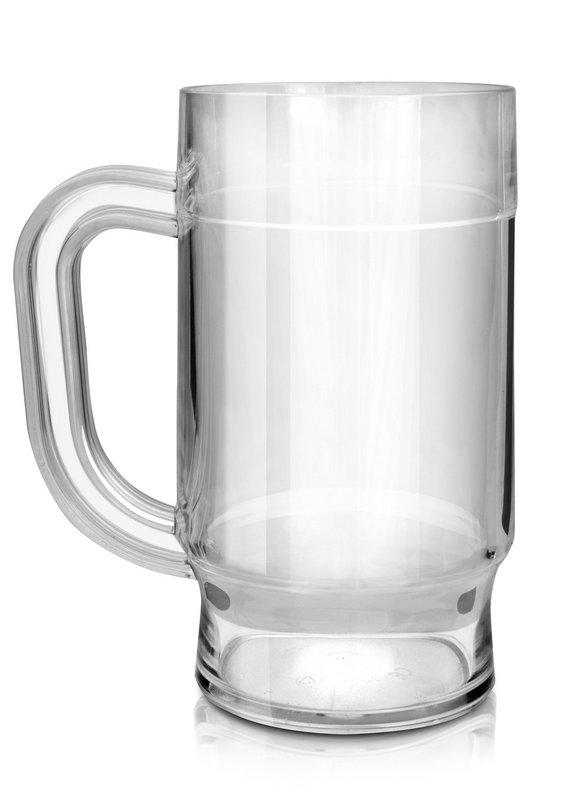 MATOS PLAS SA Nerozbitná sklenice - Beer mug 50cl