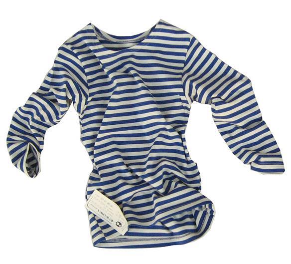 RUSKO Námořnické triko dětské dlouhý rukáv Velikost: 100