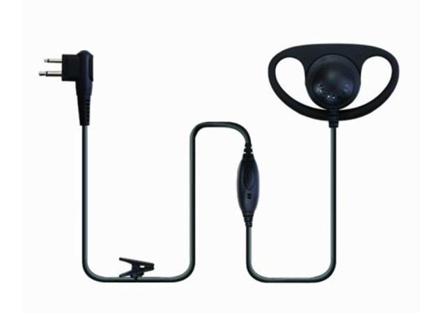 OEM Mic MT102 G4 lehká sada Konektor: Motorola