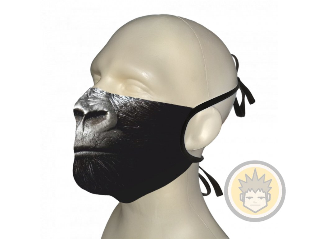 face masks monkey