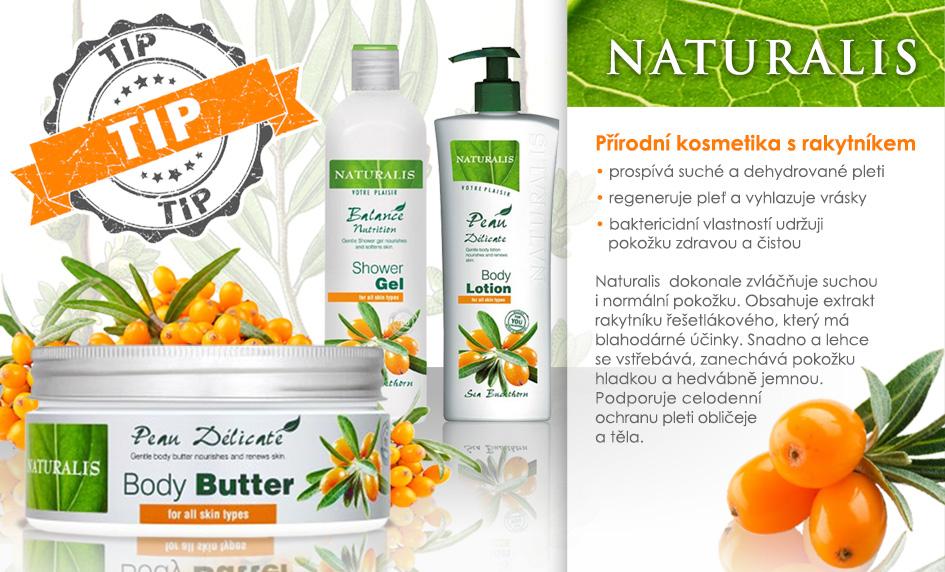 Naturalis - kosmetika s rakytníkem