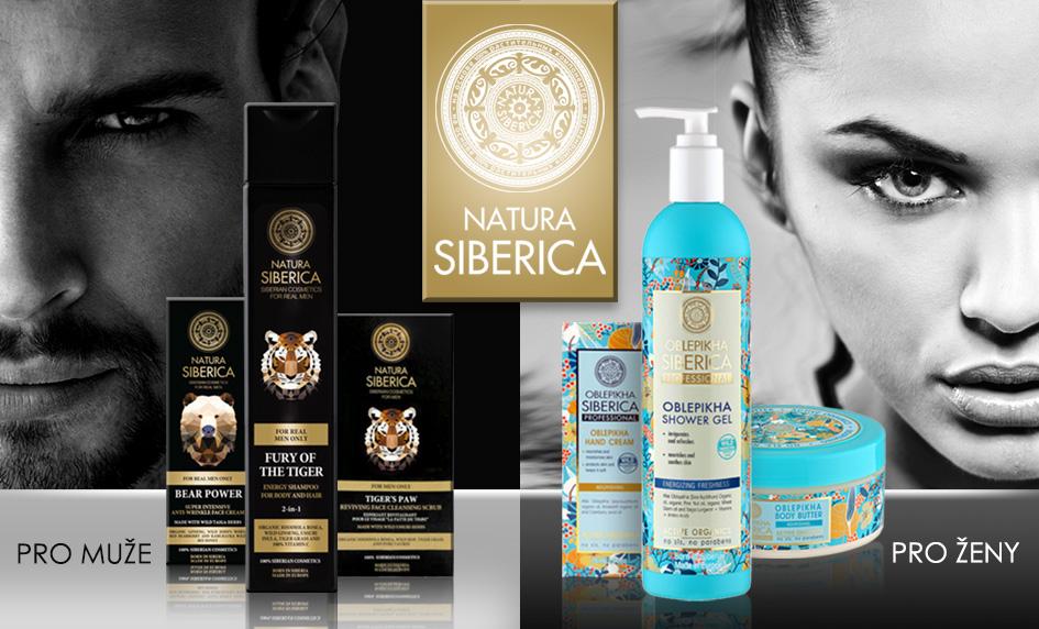 Vyzkoušejte kosmetiku z bylin ruské tajgy