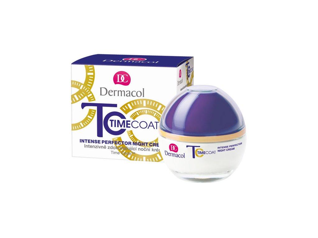Dermacol Time Coat noční krém (Night Cream) 50 ml