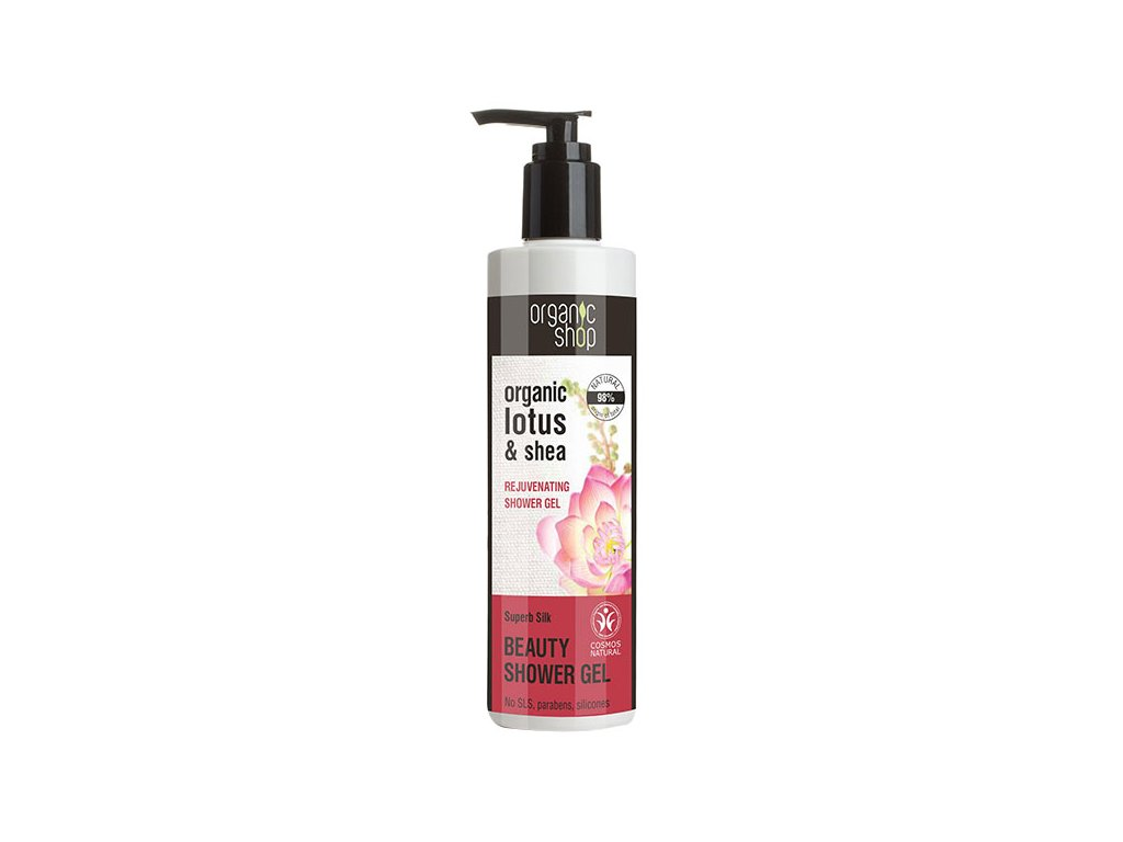 Eshopak 600x600 Organic Shop Zkrášlující sprchový gel