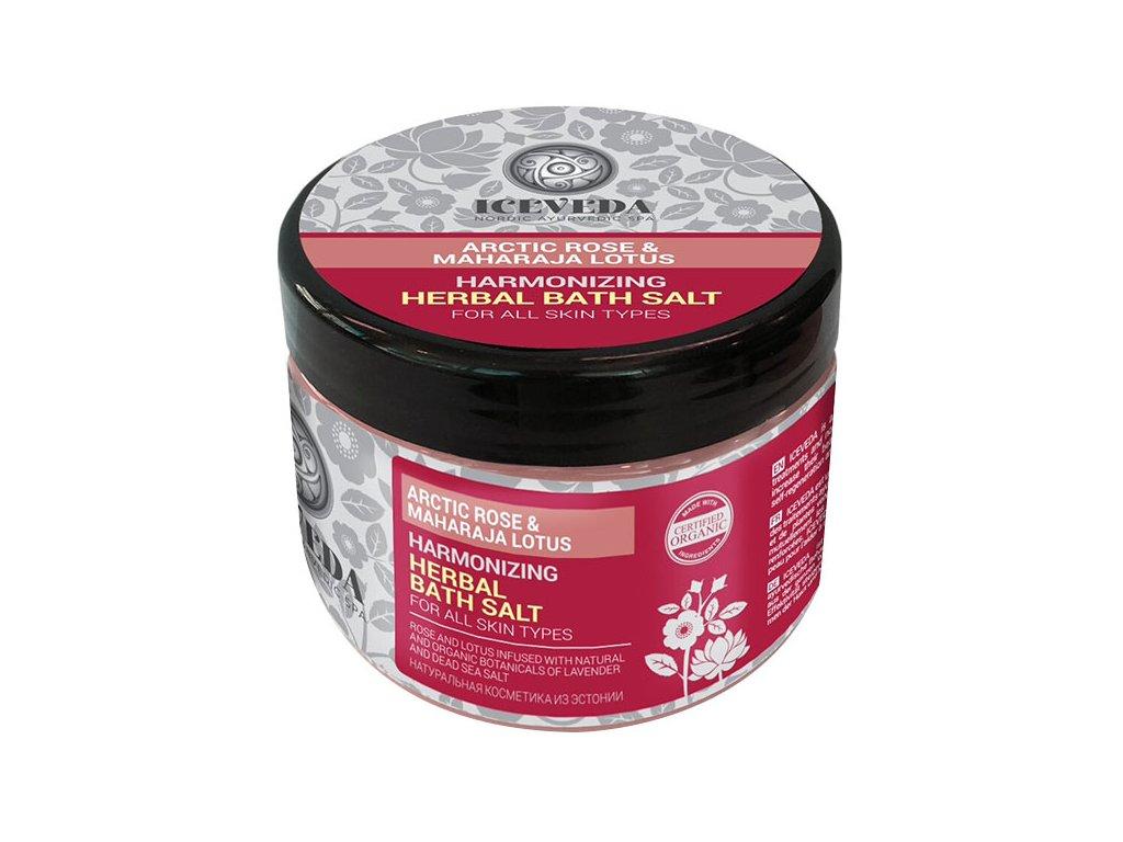 Eshopak 600x600 Iceveda Bylinná sůl do koupele Arktická růže & Maharaja Lotus