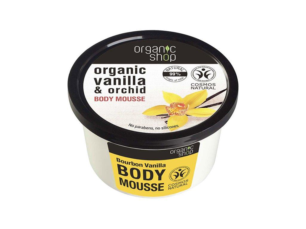 Eshopak 600x600 Organic Shop Tělová pěna Burbonská Vanilka