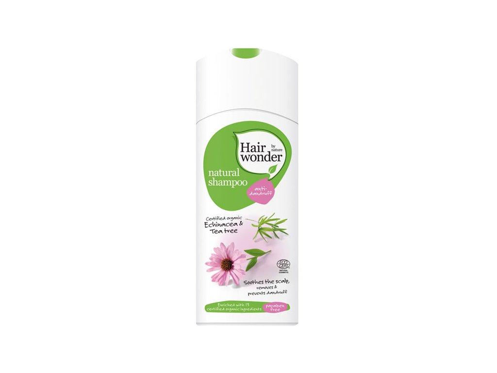 Hairwonder Přírodní šampon proti lupům 200 ml