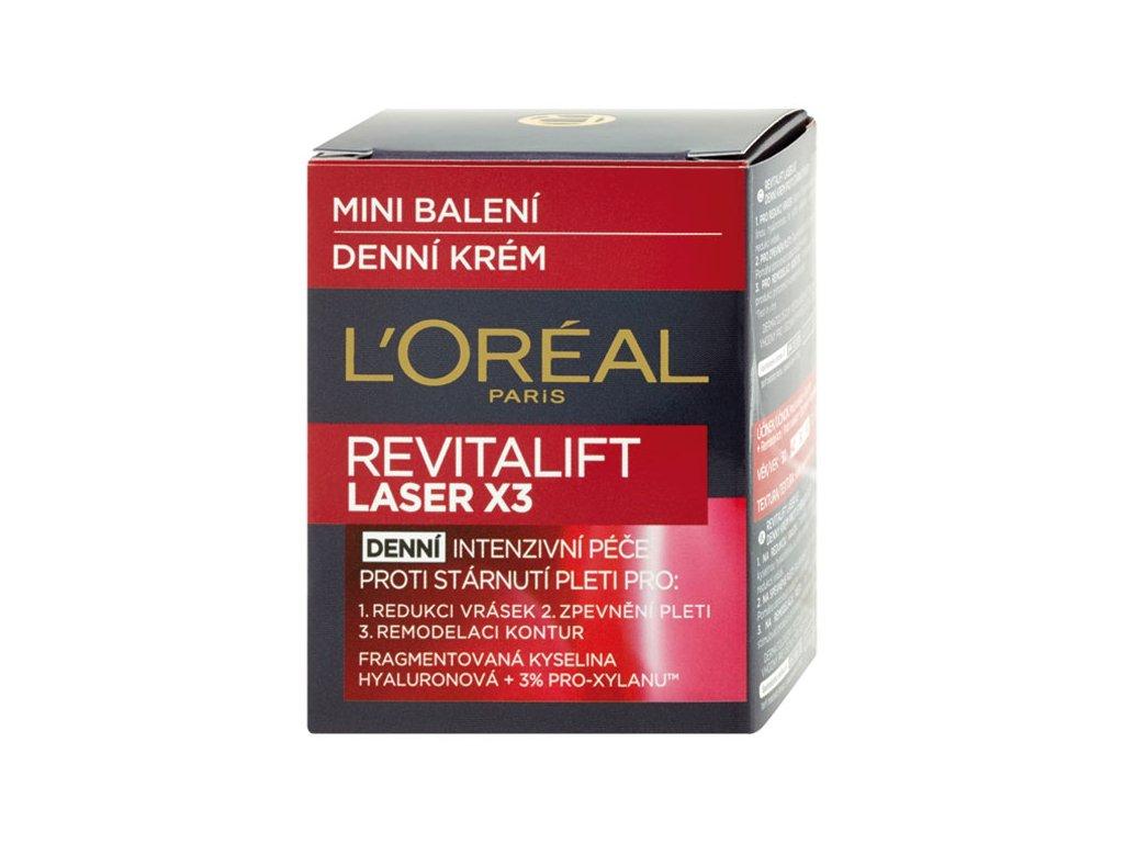 L'Oréal Paris Revitalift Laser X3 denní intenzivní péče proti stárnutí pleti 15 ml