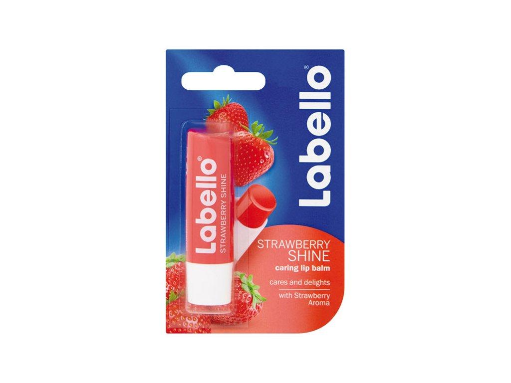 Labello Balzám na rty Strawberry Fruity Shine 4,8 g