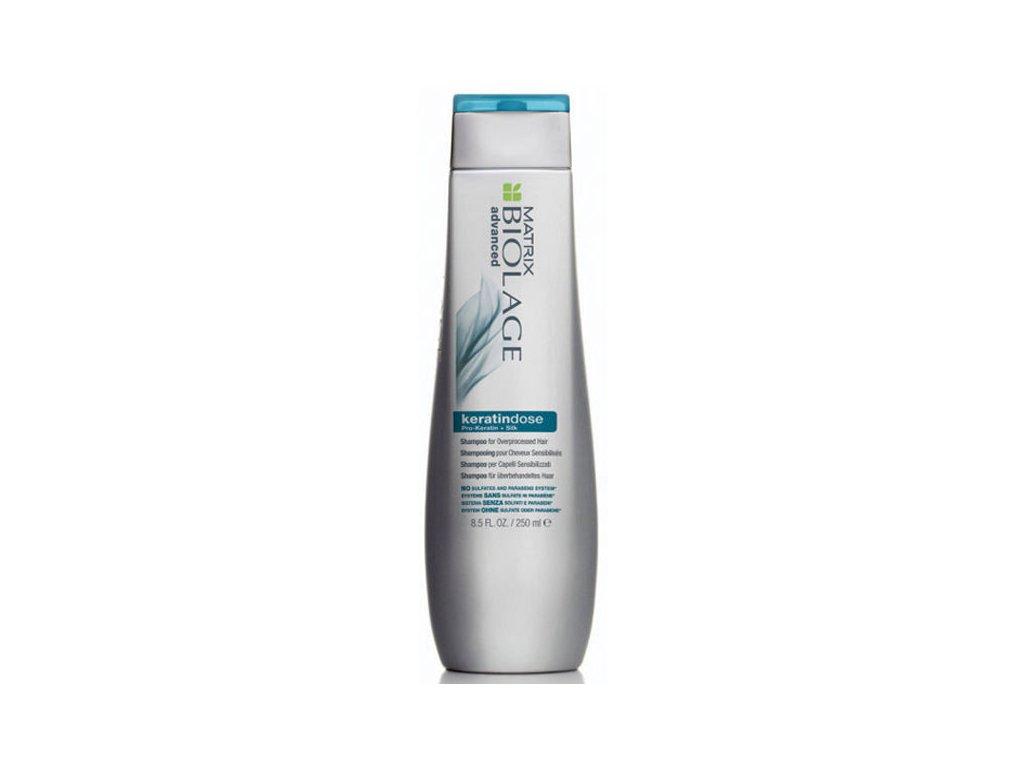 Matrix Biolage Šampon pro poškozené vlasy (Keratindose Shampoo) (Balení 1000 ml)