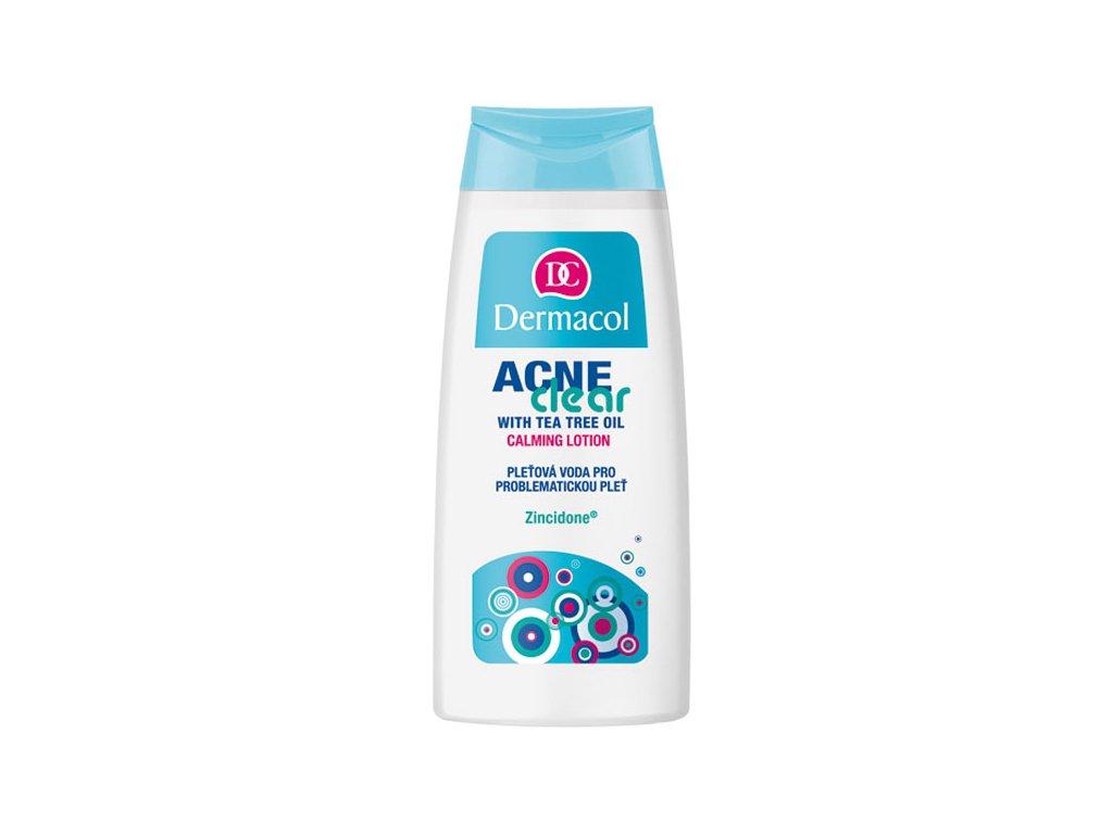 Dermacol AcneClear pleťová voda pro problematickou pleť (Calming Lotion) 200 ml