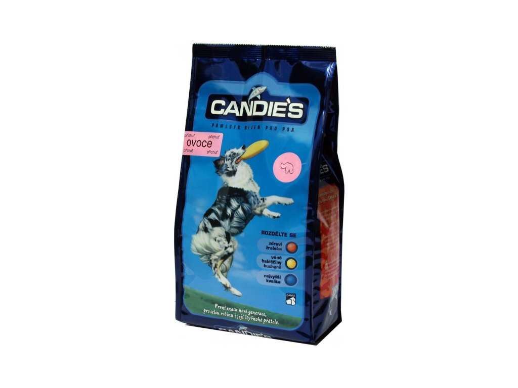 Candie's Ovoce pamlsek pro psy 130 g