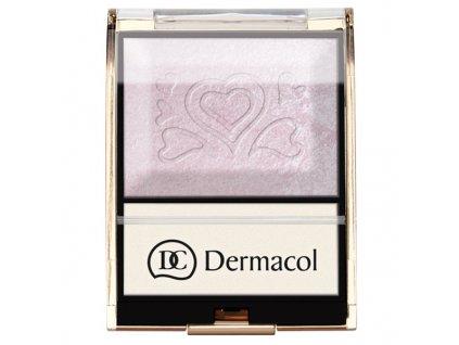 Dermacol Rozjasňující paletka (Illuminating Palette) 6 g