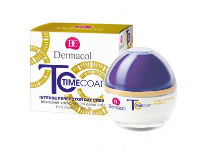 Dermacol Time Coat denní krém SPF 20  (Day Cream) 50 ml