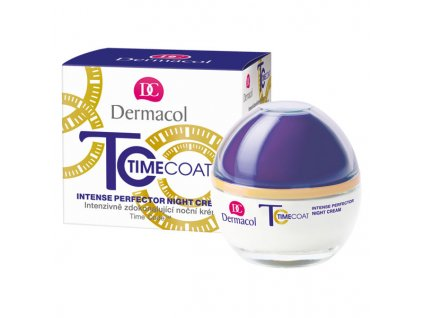 Dermacol Time Coat noční krém (Night Cream) 50 ml