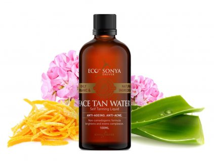 eco by sony face tan water