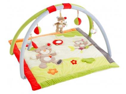 NUK Forest Fun 3-D Deka na hraní