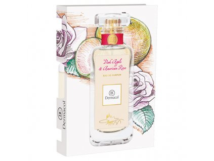 TESTER EDP Pink Apple and American Rose Zavreny