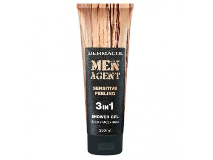 MEN AGENT Shower Gel SENSITIVE 8590031105963
