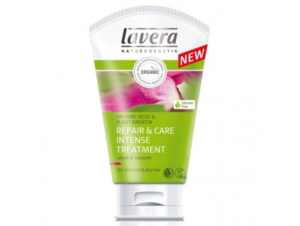 Lavera Hair Pro Repair & Care Vyživující vlasová kúra 125 ml ex. 03/2018