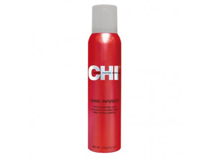 CHI Shine Infusion Termoochranná vlasová výživa (Thermal Polishing Spray) 177 ml