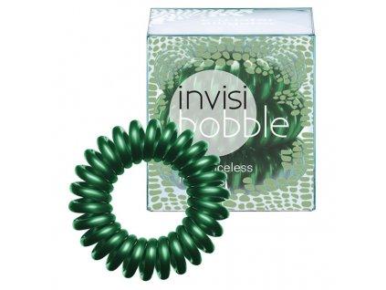 Invisibobble Gumičky do vlasů tmavě zelené (C U Later Alligator) 3 ks