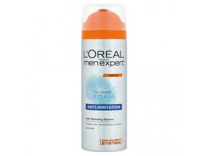 L'Oréal Paris Men Expert Hydra Energetic Anti-Irritation pěna na holení pro muže proti podráždění 200 ml