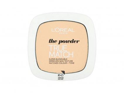 L'Oréal Paris True Match Kompaktní pudr 9 g (Odstín Honey)