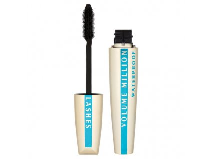 L'Oréal Paris Volume Million Lashes Waterproof Black voděodolná řasenka 10,2 ml
