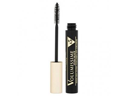 L'Oréal Paris Volumissime Extra Black objemová řasenka 7,5 ml