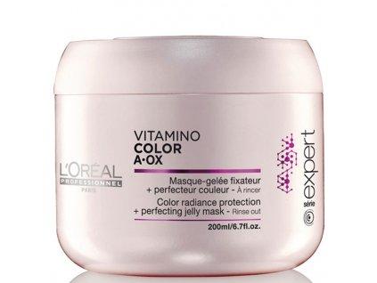 L'Oréal ProfessionnelSérie Expert Regenerační maska pro barvené vlasy (Vitamino Color AOX Mask) 500 ml