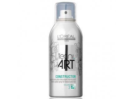 L'Oréal Professionnel TNA New Objemový sprej (Constructor Spray Force 3) 150 ml