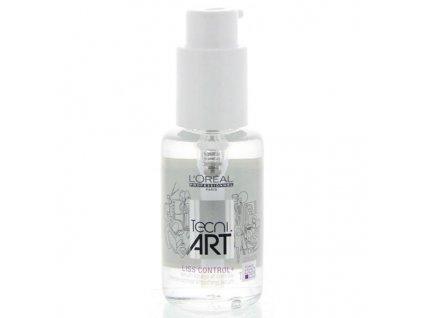 L'Oréal Professionnel TNA New Uhlazující gelový krém (Liss Control Smooth Control Gel-Cream Force 2) 150 ml
