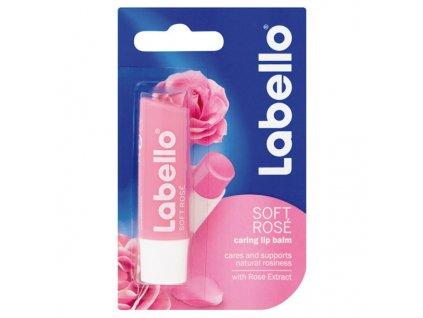 Labello Balzám na rty Soft Rosé 4,8 g