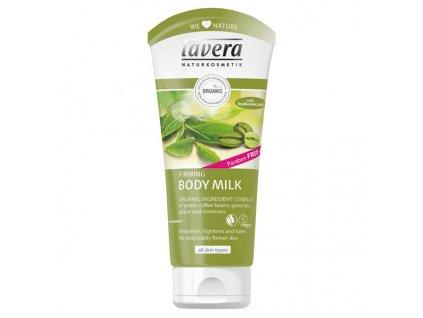 Lavera Wellness Zpevňující tělové mléko 200 ml