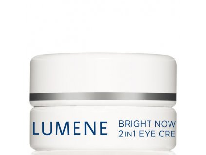 Lumene Bright Now Visible Repair Oční krém & korektor 2v1 12+5 ml