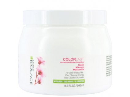 Matrix Biolage Maska pro barvené vlasy (Color Last Mask For Colour-Treated Hair) 500 ml