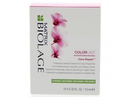 Matrix Biolage Péče pro barvené vlasy (Color Last Cera-Repair) 10x10 ml