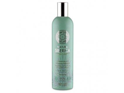 Natura Siberica Šampon pro mastné vlasy 400 ml