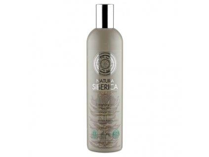 Natura Siberica Šampon pro unavené a slabé vlasy 400 ml