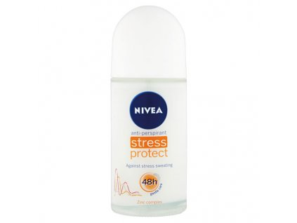 Nivea Kuličkový roll-on antipespirant Stress Protect 50 ml