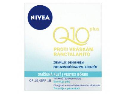 Nivea Q10 zjemňující krém proti vráskám 50 ml