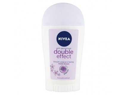 Nivea Tuhý antipespirant Double Effect Violet  40 ml