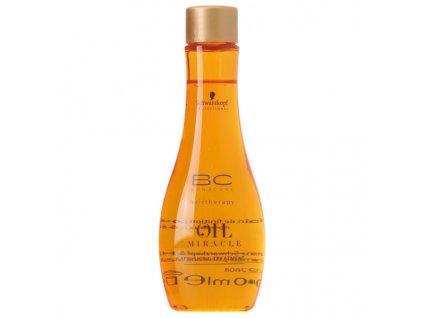 Schwarzkopf Professional BC Bonacure Regenerační sérum pro všechny typy vlasů (Oil Miracle Light Finishing Treatment) 100 ml