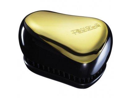 Tangle Teezer Compact Styler Kartáč na vlasy Gold Fever