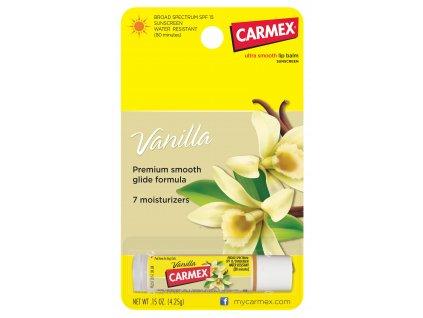 Carmex Balzám na rty vanilka (Vanilla) 4,25 g ex. 10/2018