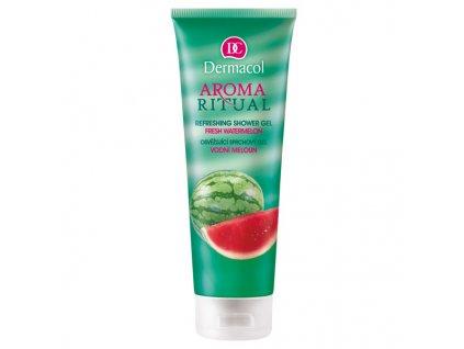 Dermacol Aroma Ritual sprchový gel vodní meloun (Shower Gel Fresh Watermelon) 250 ml