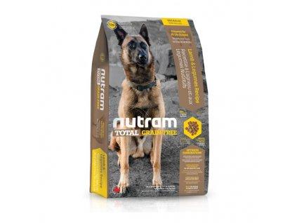 Nutram T26 Total Grain Free Lamb & Legumes Dog bezobilné krmivo pro psy (jehněčí a luštěniny)
