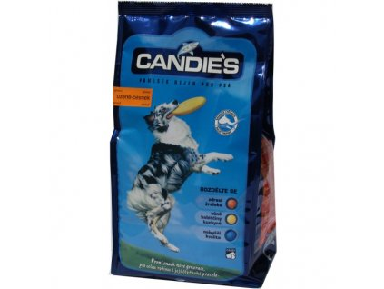 Candie's Uzené pamlsek pro psy 130 g